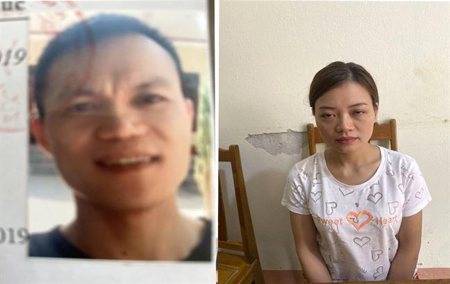 Bat cap vo chong o Thanh Hoa cho vay nang lai, hanh hung con no
