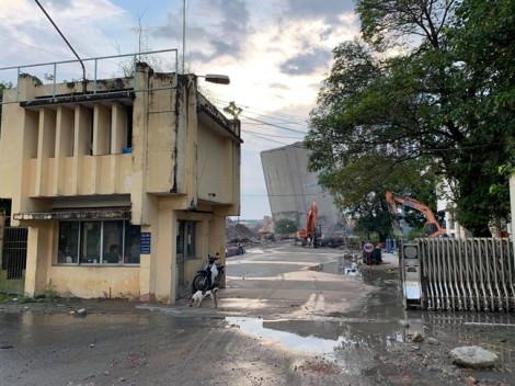 Chính thức tháo dỡ Nhà máy Xi măng Hà Tiên Thủ Đức để xây khu phức hợp nhà ở và văn phòng