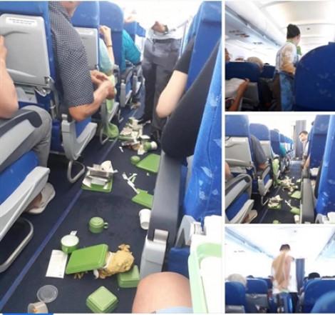 Gặp sự cố nghiêm trọng, máy bay Bamboo Airways như rơi tự do, hành khách kinh hãi