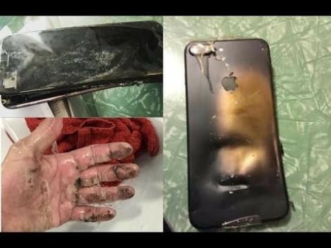 Một người tử vong do điện thoại iPhone nổ lúc sạc