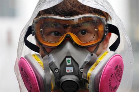 Chính quyền Hồng Kông chuẩn bị ban hành lệnh cấm người biểu tình đeo mặt nạ