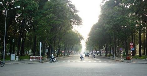 Ngày 6/10, cấm xe vào đường Lê Duẩn, quận 1 nhiều giờ để phục vụ hội thao