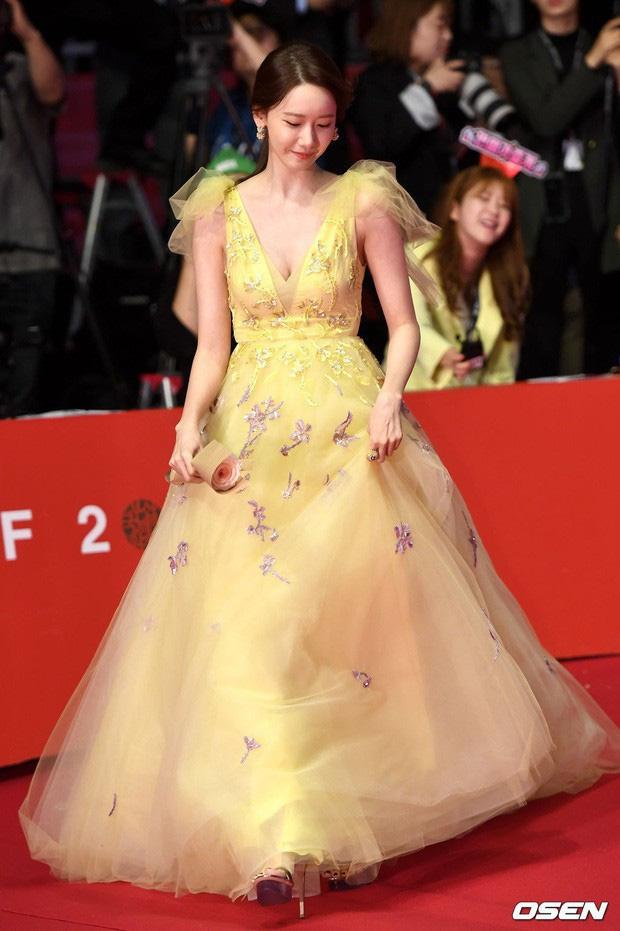 Yoona dep 'khong goc chet' tai LHP quoc te Busan 2019