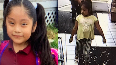 Hy vọng bé gái mất tích ở New Jersey vẫn còn sống