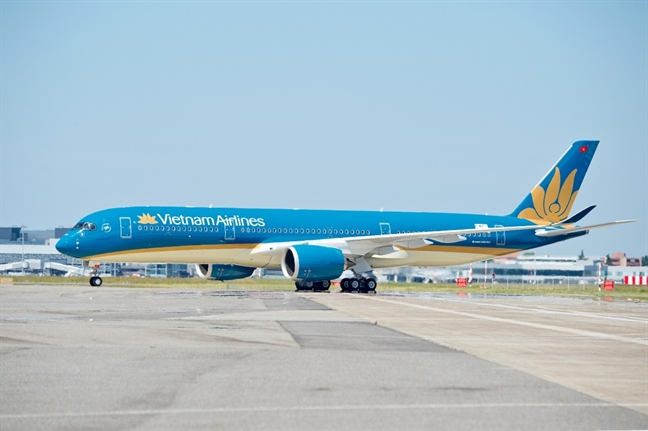 Hanh khach duoc dung wifi tren may bay Vietnam Airlines tu 10/10