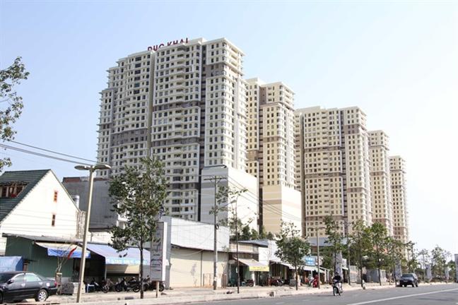 Ngan hang phat mai can ho o chung cu The Era Town de thu hoi no