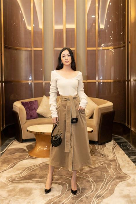 Mai Thanh Hà gây thương nhớ với phong cách quyến rũ
