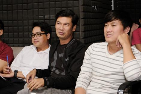 Ốc Thanh Vân, Tiết Cương cạnh tranh hơn 1000 người để vào phim Lý Hải