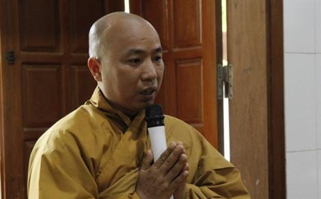 Đề nghị thu hồi gần 6.000m2 đất của nhà sư Thích Thanh Toàn