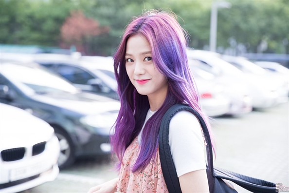Học sao Hàn bí quyét duõng tóc luon bóng dẹp