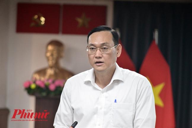 Trung tam Quan trac moi truong TP.HCM: AirVisual khong co co so de tin cay
