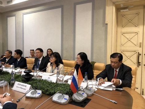 Trao đổi về bình đẳng giới, giám sát và phản biện xã hội tại Nga và Cu Ba