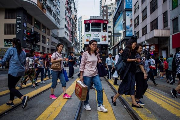 Hon 40% nguoi Hong Kong muon di cu