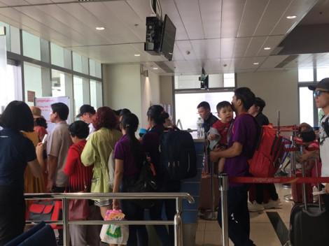 Ảnh hưởng bão Hagibis, nhiều chuyến bay đi Nhật phải lùi giờ