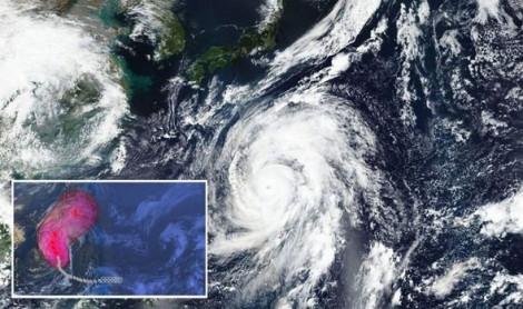 Siêu bão Hagibis ở Nhật Bản đã có 2 người tử vong, 60 người bị thương
