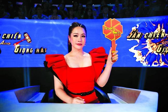 Dien vien Nhat Kim Anh: Troi cho bao dinh hao quang, cung cho boi phan giong bao