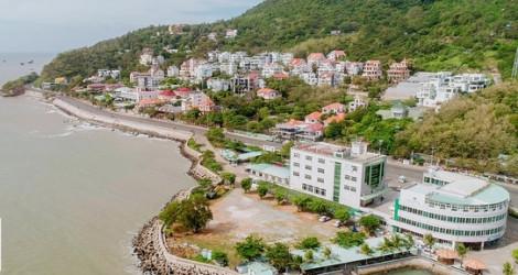 UBND tỉnh Bà Rịa - Vũng Tàu chỉ đạo khẩn vụ lấn biển làm thủy cung