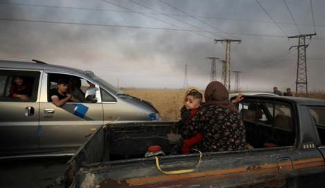 Thổ Nhĩ Kỳ đánh chiếm khu vực người Kurd ở Syria, Hồng Kông càng nóng lên sau lệnh cấm mặt nạ