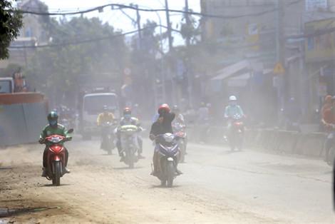 Ô nhiễm không khí nằm ngoài dự đoán, xử lý không kịp