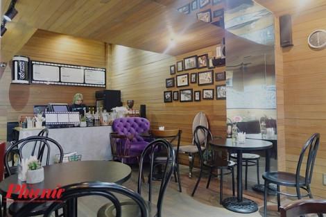 Cố Thời - Tiệm cà phê cho dân 'nghiện' chụp ảnh