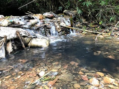 Hà Nội khuyến cáo người dân không nên sử dụng nước sông Đà để nấu ăn