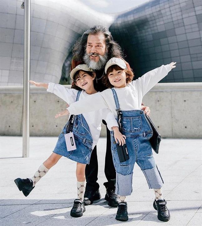 Tin do thoi trang nhi dang yeu tai 'Seoul Fashion Week 2019'
