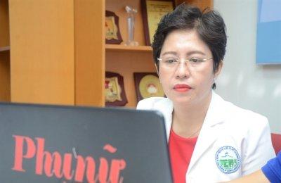 Giao lưu trực tuyến: Điều trị sẹo xấu