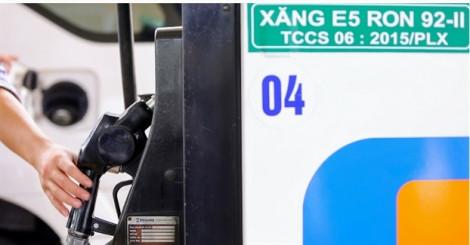 Xăng dầu đồng loạt giảm từ 15g ngày 16/10