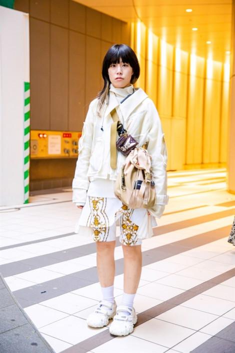 'Hết hồn' với phong cách thời trang đường phố tại Tokyo Fashion Week 2019