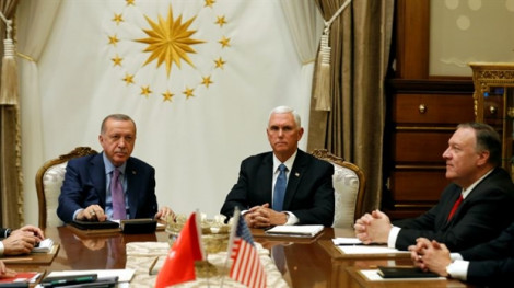 Thổ Nhĩ Kỳ đã 'tháo ngòi' cuộc chiến ở Syria?