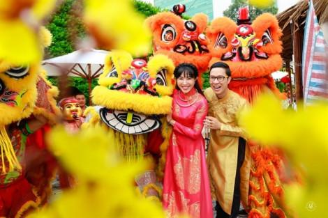 Chờ Tết để thưởng ngoạn làng nghề truyền thống giữa lòng Sài Gòn