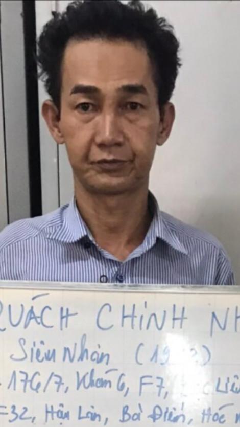 Bắt 5 đối tượng trong băng móc túi hành khách đi xe buýt ở khu vực Suối Tiên