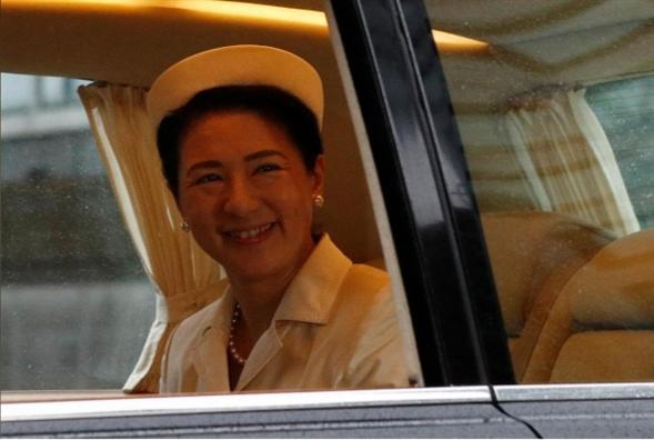 Hoang cung Nhat Ban san sang don vi vua moi