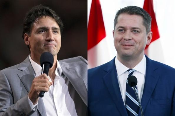 Thu tuong Canada Justin Trudeau tiep tuc nhiem ky thu hai