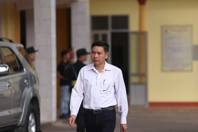 Bat tam giam nguyen Pho giam doc So Giao duc - Dao tao tinh Son La