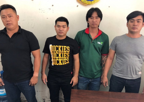 Giang hồ đập phá quán nhậu ở Đà Nẵng 'vì thái độ nhân viên'