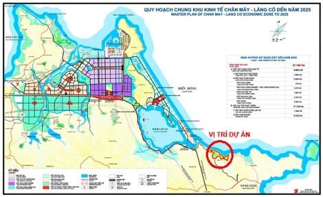 Huế chưa cho phép nghiên cứu khu du lịch tâm linh ở Bãi Cả ở núi Hải Vân