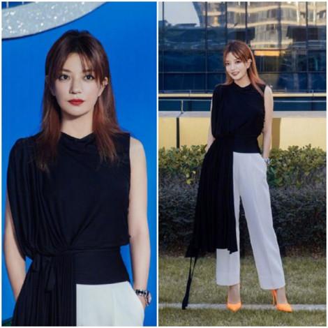 Học Triệu Vy công thức mix&match thời trang trẻ hơn 20 tuổi