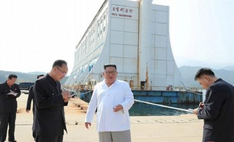Chủ tịch Kim Jong-un ra lệnh phá bỏ các khách sạn 'khó coi' của Hàn Quốc ở miền Bắc