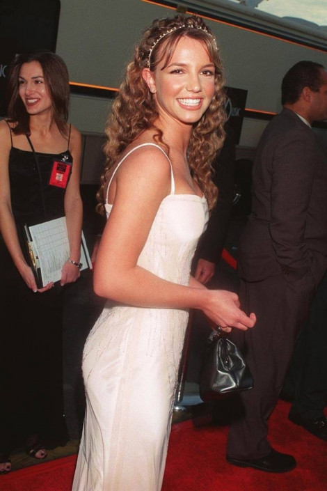 Sự thay đổi về phong cách của Britney Spears qua từng năm