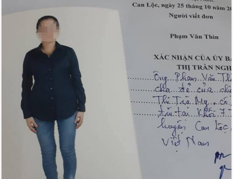 Nghi con gái nằm trong số 39 người chết tại Anh, người cha ở Hà Tĩnh cầu cứu