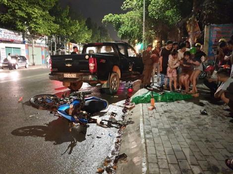 Tai nạn trong đêm ở Bình Dương, 2 thanh niên tử vong thương tâm