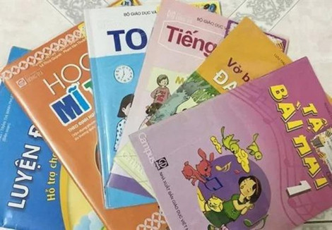 Vẫn chưa lộ diện sách giáo khoa lớp Một mới