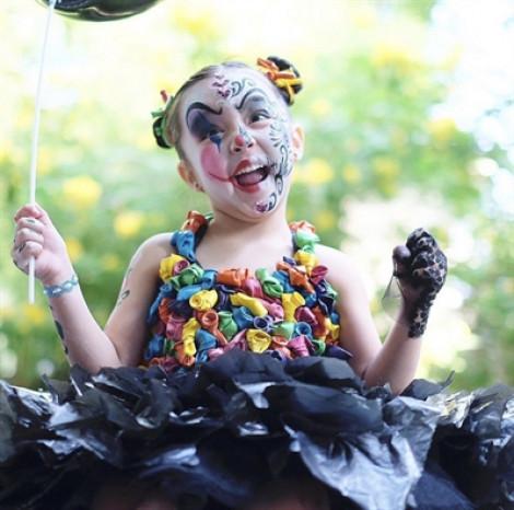 Dàn sao Việt và sao ngoại nô nức hóa trang sớm cho Halloween