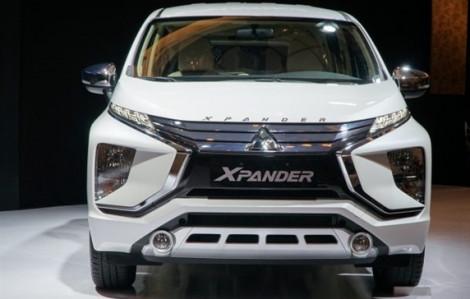 Lỗi bộ phận bơm xăng, Mitsubishi phải triệu hồi xe tại Việt Nam