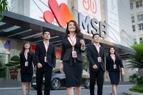 Tổng lợi nhuận trước thuế 9 tháng đầu năm tăng 267%, MSB đang vươn tầm mạnh mẽ