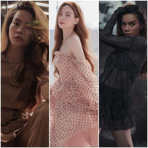 15 bộ trang phục của Hà Hồ trong MV mới