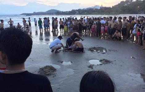 Trưởng công an xã ở Nghệ An tử vong khi tắm biển
