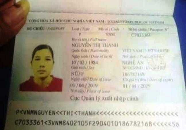 Hai lao dong Nghe An thuong vong do hoa hoan o nuoc ngoai