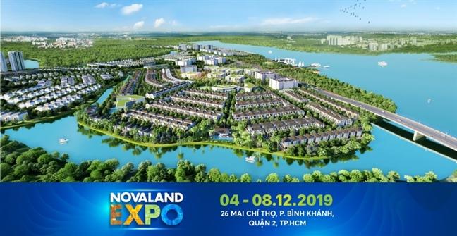 Nam bat xu huong va co hoi dau tu voi Novaland Expo 12/2019